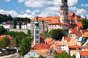 Pobyt pro dvě osoby na 3 dny v pensionu Danny v Českém Krumlově s polopenzí, kávou a zákuskem.