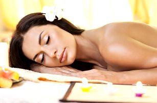 100 minut relaxace v Elitu: masáže a lázeň