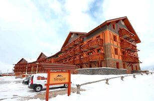 3–7 dní pro 2 se slevami na wellness v Tatragolf Mountain Resortu ve Vysokých Tatrách