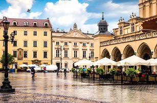 Objevte kouzlo Krakova ve spojení s ubytováním v Hotelu Panorama
