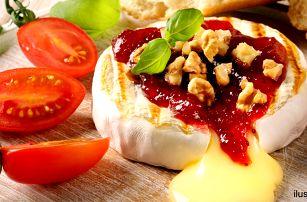 Z grilu na váš stůl: 2 skvělé sýry s toustíkem