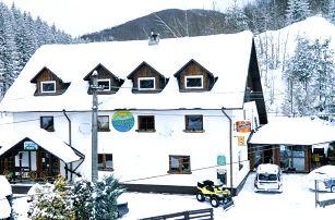 Dovolená v horském hotelu v Trenčianském kraji