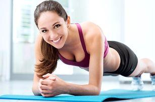 Měsíční členství v čistě dámském fitness centru