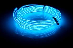 Neonové lanko - 3 m