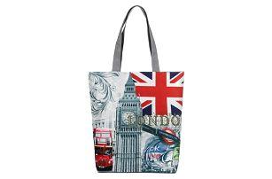 Fashion Icon Plátěná taška Londýn