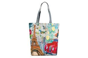Fashion Icon Plátěná taška velkoměsta