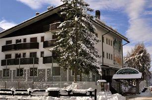 Itálie - Aprica na 10 dní, bez stravy s dopravou autobusem