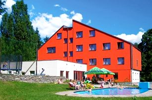 3–5denní pobyt se snídaněmi nebo polopenzí v hotelu Na Trojce v Jeseníkách pro 2