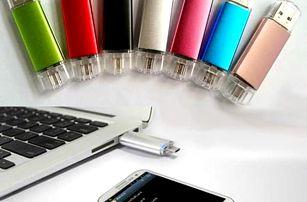 USB a micro USB flash disk 16 GB