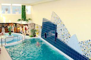 Oblíbený Hotel Répce*** v Maďarsku s neomezeným wellness a polopenzí pro 1 osobu