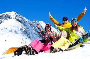 Levná lyžovačka na Oravě v hotelu Millennium