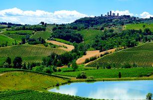 Itálie - Řím a koupání/degustace: 5denní zájezd vč. 2 nocí a snídaní pro 1 osobu od 3699 Kč