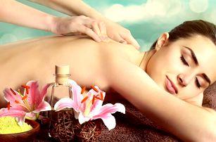 90 minut relaxace: výběr ze 4 thajských masáží