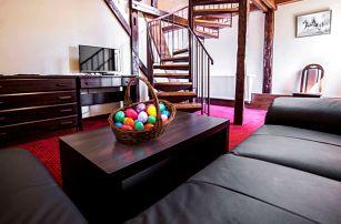 Výborně hodnocený Hotel EUROPA *** na Liptově s polopenzí, i velikonoční pobyt
