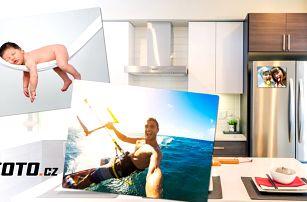 4 originální fotomagnetky z vašich fotek