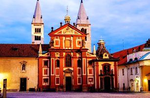 Koncerty klasické hudby na Pražském hradě