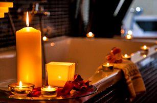 Romantický wellness pobyt pro DVA ve 4* Parkhotelu Morris Nový Bor s plnou penzí