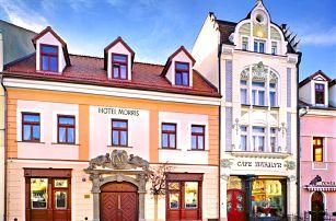 Dámská jízda s wellness hýčkáním a plnou penzí ve 4* Hotelu Morris Česká Lípa