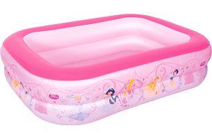BESTWAY Nafukovací rodinný bazén Princess - 201 x 150 x 50 cm