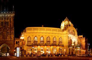 Koncert v Obecním domě: Mozart, Smetana, Dvořák