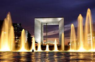 Paříž, Versailles, La Défense: 5denní zájezd z Prahy pro 1 osobu včetně 2 nocí se snídaní