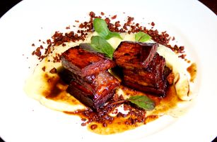 4chodové degustační menu v zámecké restauraci