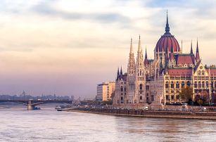 Expo Congress Hotel Budapest **** v Budapešti se vstupem do wellness