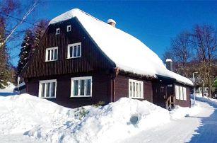 3 až 8denní pobyt až pro 10 osob v Chalupě Harrachov v Krkonoších