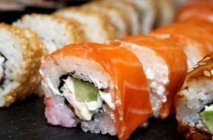 Víkendová sleva 30 % na sushi All You Can Eat v restauraci Sushi Oishi