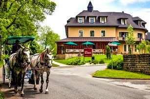 Relaxační pobyt v Golf Hotelu Morris**** Mariánské Lázně pro DVA s wellness a polopenzí