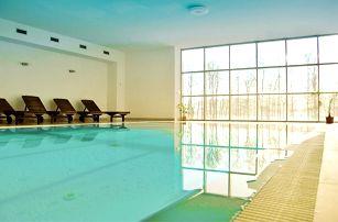 2–4denní pobyt s wellness a polopenzí pro 2 v hotelu Orsino**** na břehu Lipna