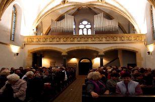 Pražský koncert: Swing & Jazz, slavné filmové melodie či velikonoční varhanní