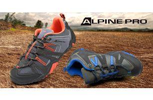 Voděvzdorné outdoorové boty Alpine Pro