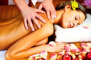 Hodinová masáž v salonu Elite