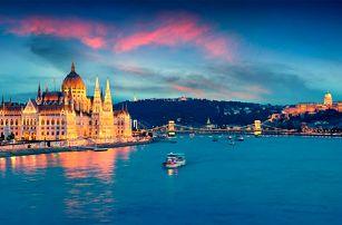 3–5denní pobyt se snídaněmi v hotelu Drive Inn u Budapešti pro dvě osoby