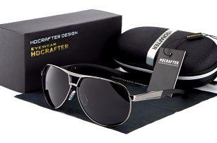 Luxusní brýle s příslušenstvím