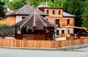 Areál Bozeňov na Moravě s polopenzí a wellness