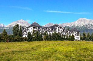 Hotel Hubert**** ve Vysokých Tatrách pod Gerlachovským štítem