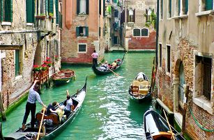 Itálie pro DVA v 4* hotelu se snídaní blízko Benátek + dítě do 6 let zdarma