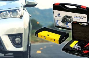 Powerbanka 16 800 mAh, co nastartuje i automobil
