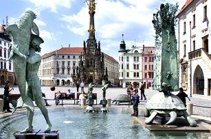 Víkendový pobyt pro dva na 3 dny v hotelu Milotel Olomouc. Polopenze a sleva na Olomouc region Card.
