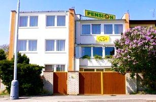 2–4denní pobyt pro 2 osoby se snídaněmi a slevami v pensionu Fox v Praze