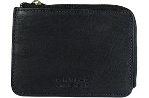 Kožená peněženka O My Bag Zip Coin Midnight Blue