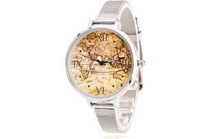 Dámské hodinky s výrazným ciferníkem