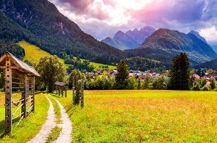 Poznejte Slovinsko: 4denní zájezd vč. ubytování