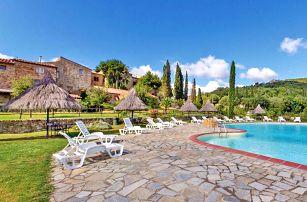 Kouzelná Itálie pro DVA ve venkovské vile na 4 a více dní