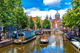 Hotel nedaleko Amsterdamu se snídaní pro dva