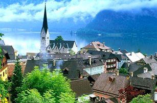1denní výlet k jezerům Solné komory v Rakousku