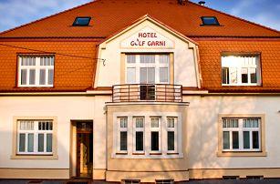 Léto v moderním Hotelu Golf Garni *** v Mikulově