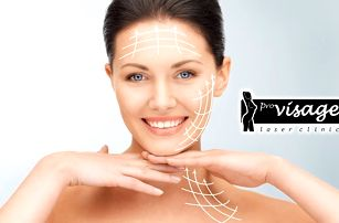 Kompletní balíček pro odstranění vrásek v pražské klinice Pro visage